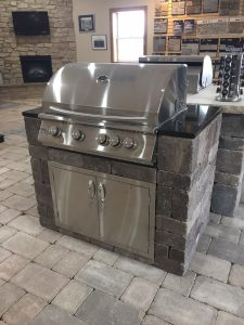 32 inch Grill Cabinet