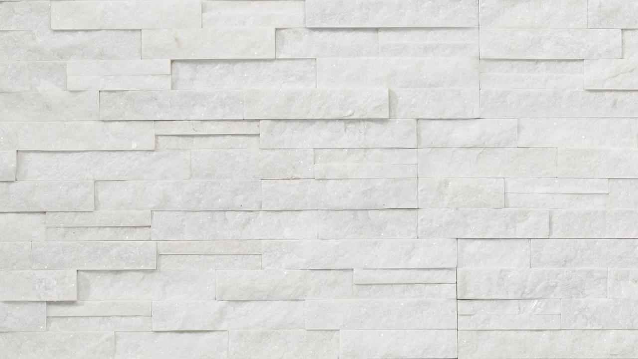 Shadowstone Arctic White Peoria Brick Company